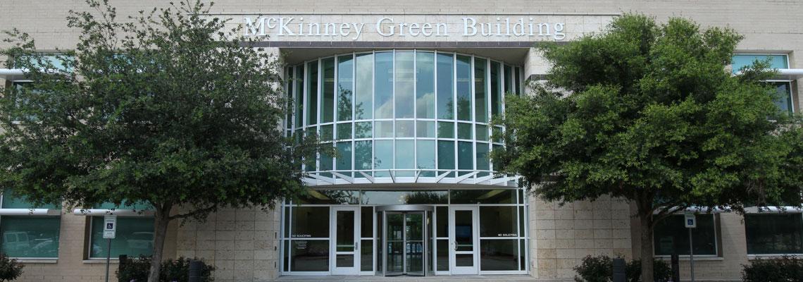 The McKinney Green Building